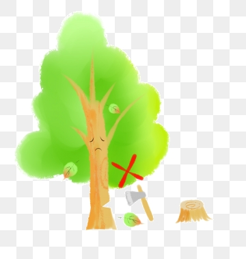 Deforestation Png, Vector, PSD, and Clipart With Transparent.