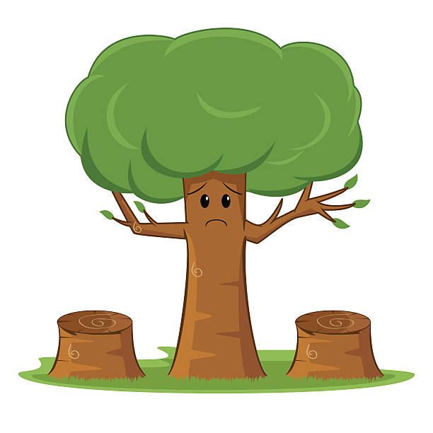Deforestation clipart 2 » Clipart Station.