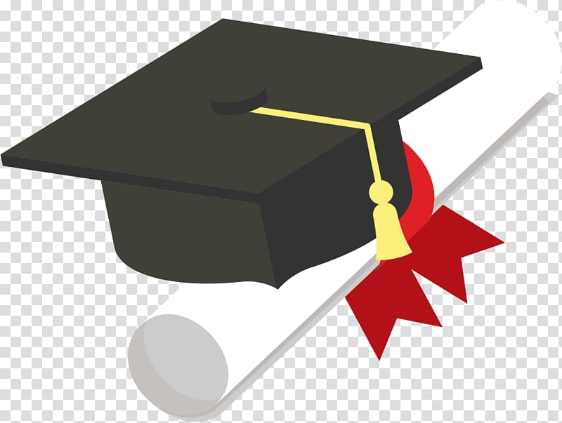 Graduation ceremony Square academic cap Academic degree Diploma.