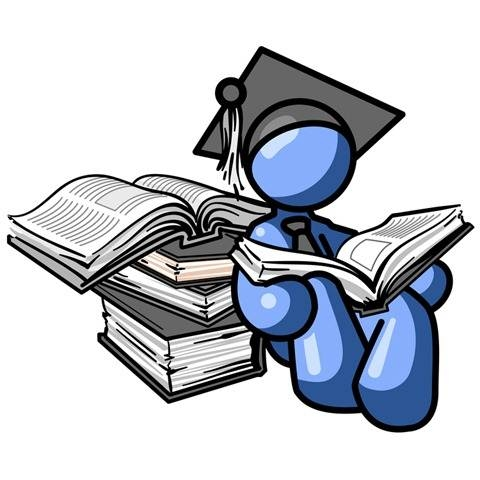 Business degree clipart.