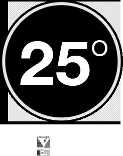 25 Degrees Restaurant.