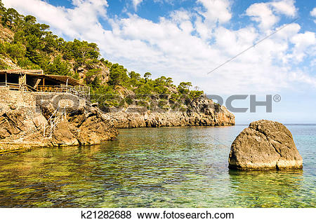 Pictures of Cala Deia beach k21282688.
