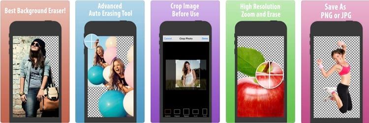 Como deixar o fundo transparente em uma imagem PNG no Android e iOS.