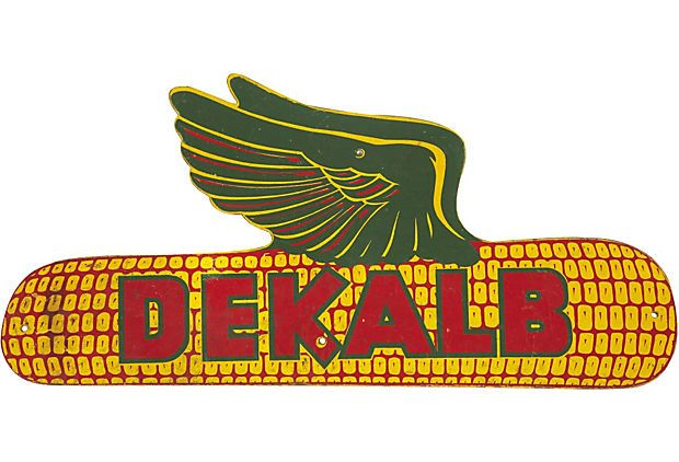 i don\'t have a clue what dekalb is, but the logo is nothing.