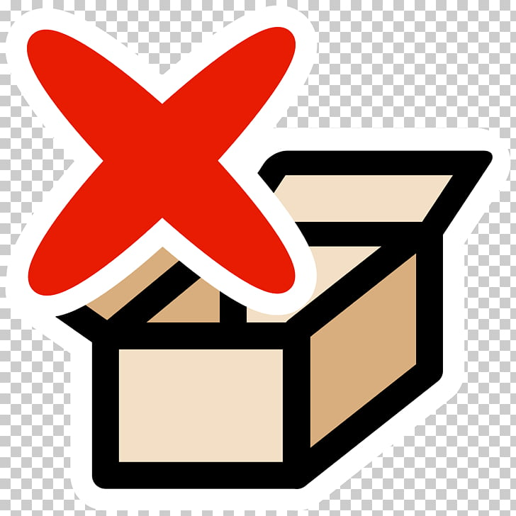 Computer Icons Extract Parcel , delete button PNG clipart.