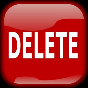 Free Delete Cliparts, Download Free Clip Art, Free Clip Art.