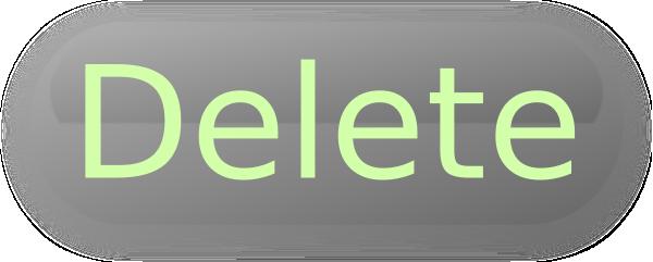 Download Delete Button Clipart HQ PNG Image.