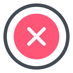Delete Icons.