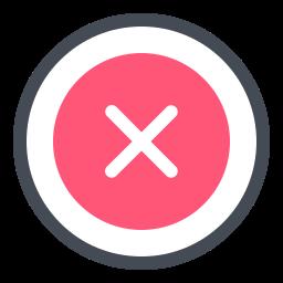 Delete Icon.