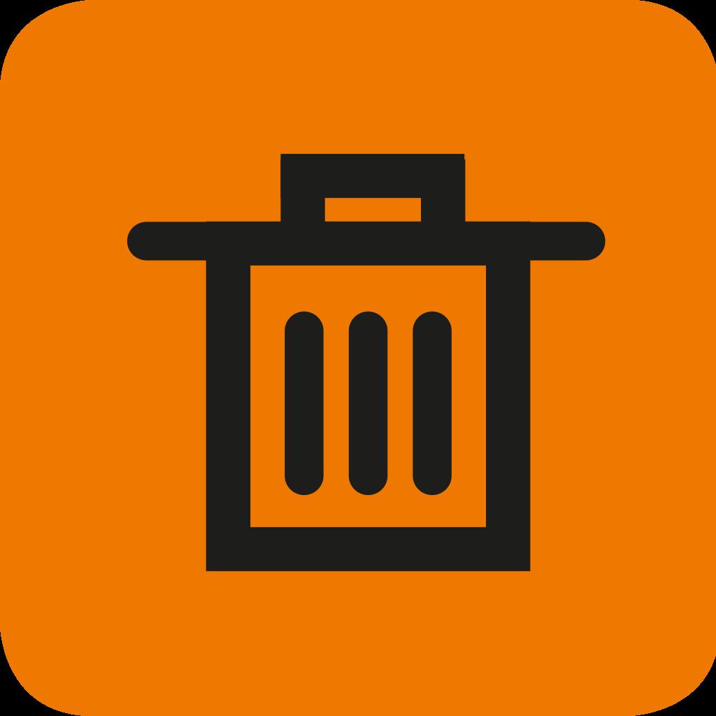 Delete Button PNG Images Transparent Free Download.