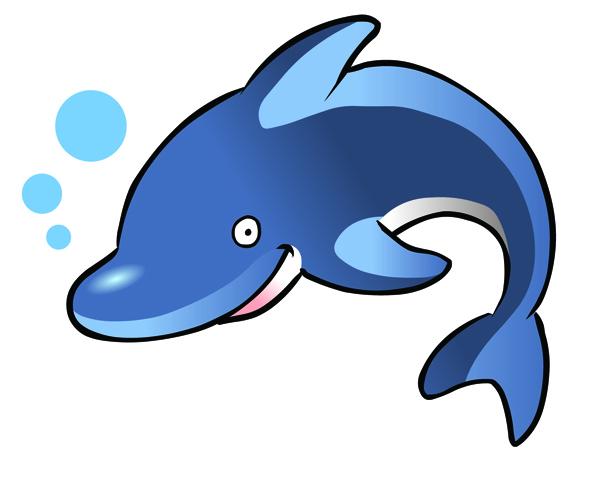 Delfin Clipart.