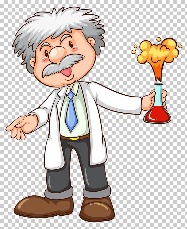 Proyecto de laboratorio de ciencia experimento, gordo.