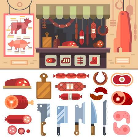 120 Salami Deli Cliparts, Stock Vector And Royalty Free Salami Deli.