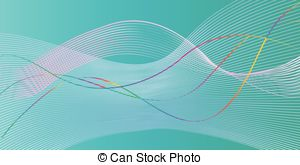 EPS Vectors of Sea Pattern modern style delicate color. Vector.