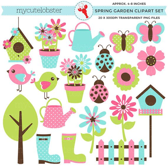 1000+ images about Clipart: Spring on Pinterest.