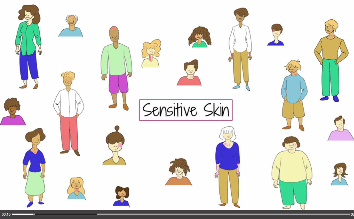 What to Avoid With Sensitive Skin.