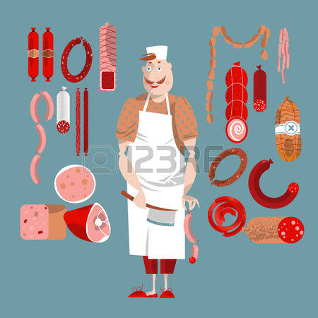 4,647 Delicatessen Stock Vector Illustration And Royalty Free.
