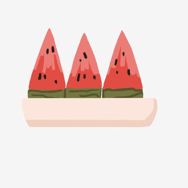 A Delicious Watermelon, Fruit, Delicious, Delicious PNG Transparent.