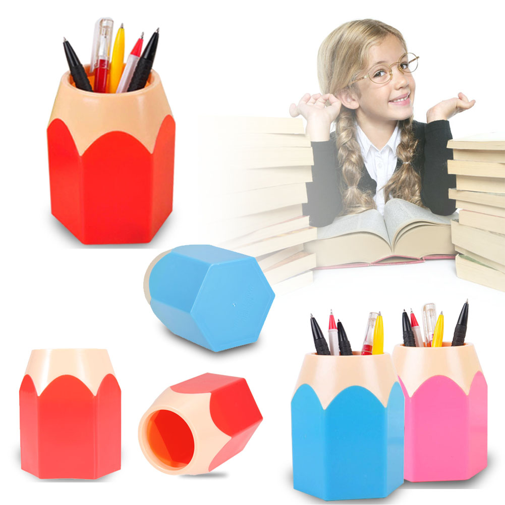 Popular Creative Pen Holders.