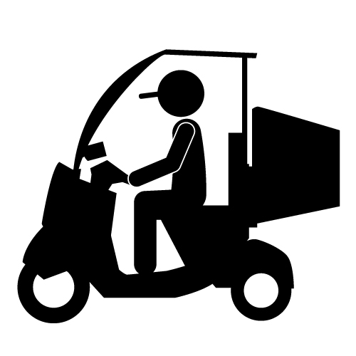 Food home delivery business.