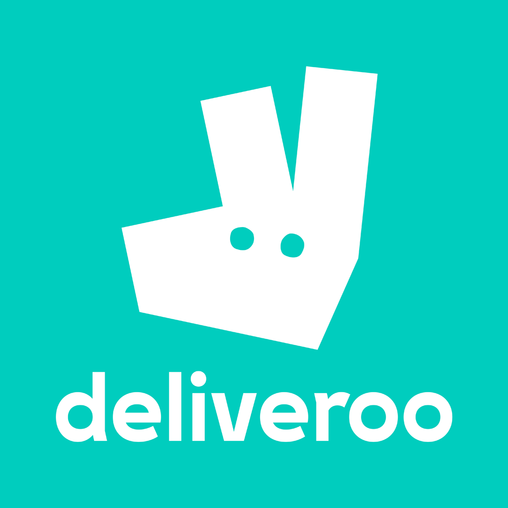 Brand New: New Logo and Identity for Deliveroo by DesignStudio.