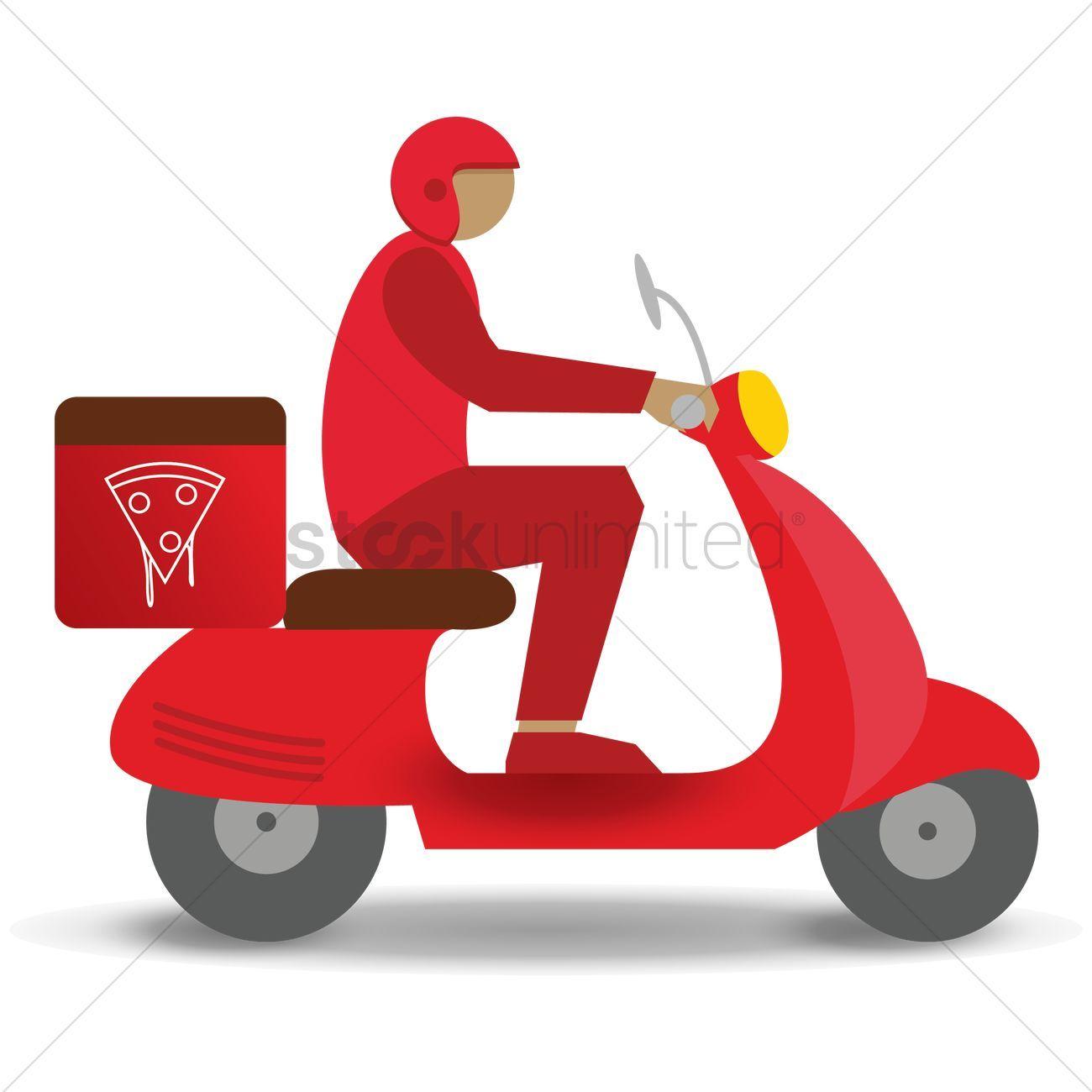 Delivery boy vectors, stock clipart , #spon, #boy, #Delivery.