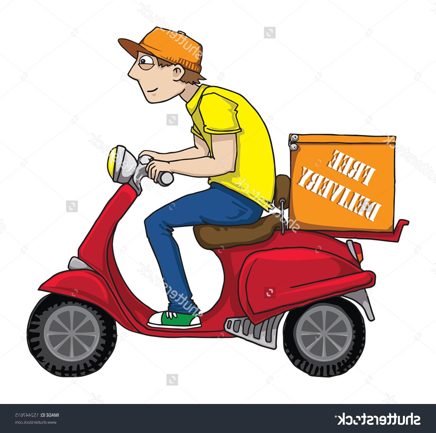 Delivery boy clipart 12 » Clipart Station.