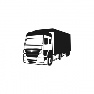 Delivery Car PNG Images.