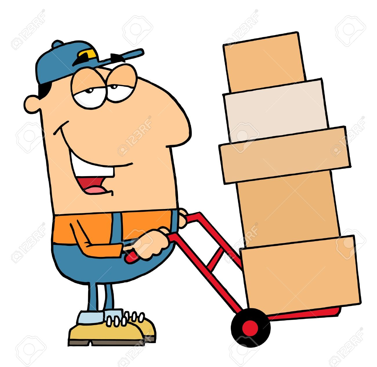 Delivery Clip Art Free Download.