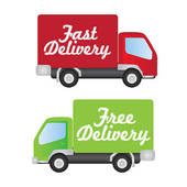 Free Delivery Clip Art.