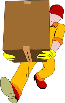 Delivery Clipart.