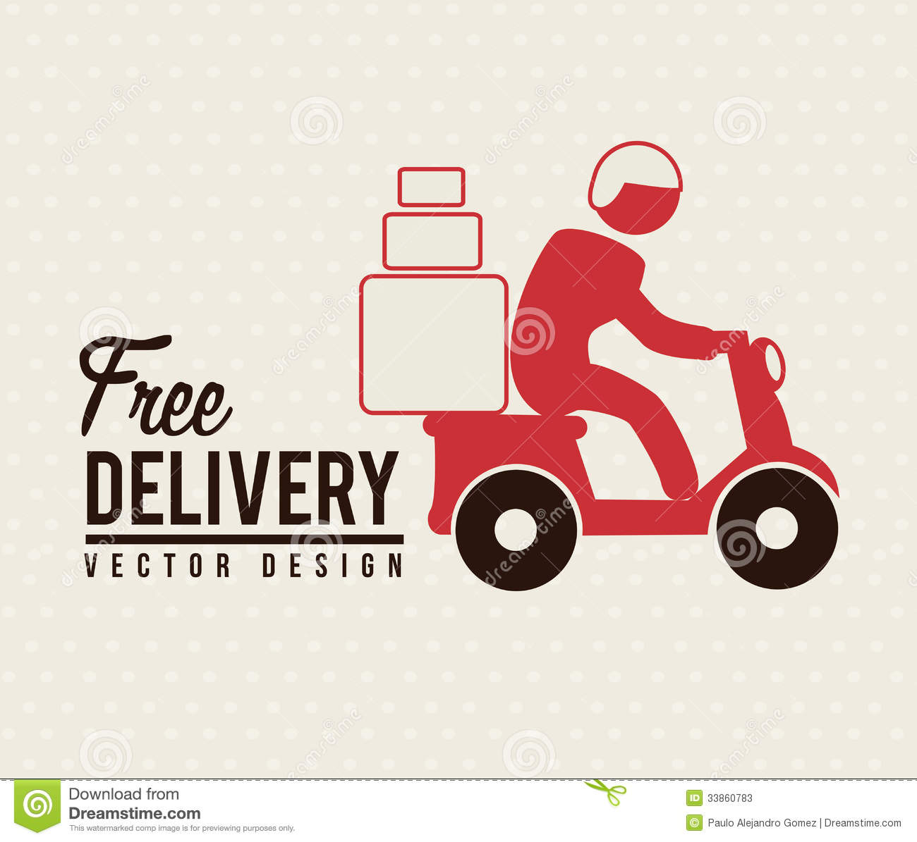 Free Delivery Stock Photos.