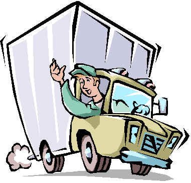 Delivered Clipart.