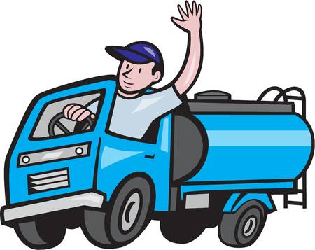 11,042 Delivery Driver Stock Illustrations, Cliparts And Royalty.