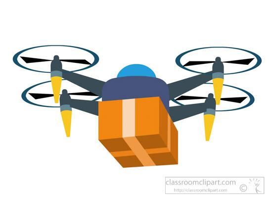 Drone Clipart.