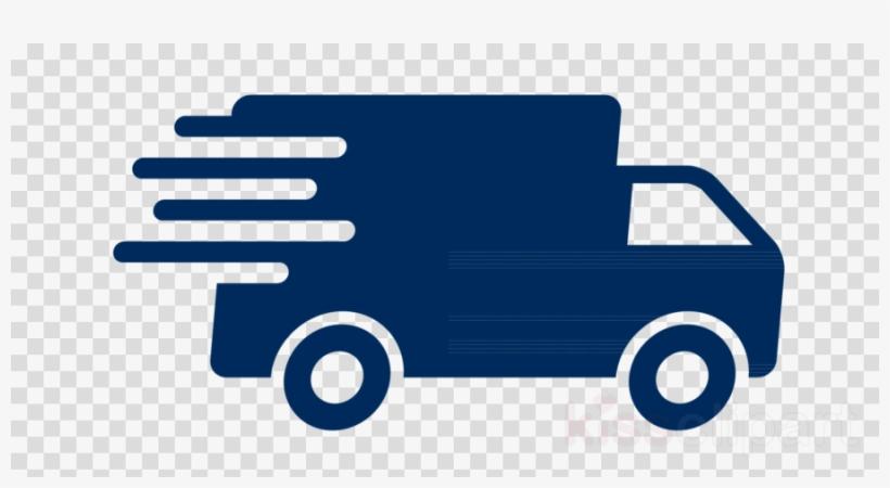 Delivery Truck Logo Clipart Car Van Deli #451595.
