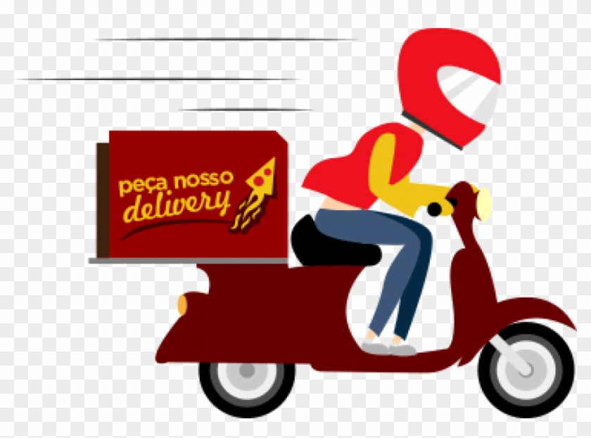 Delivery Pizza Png.