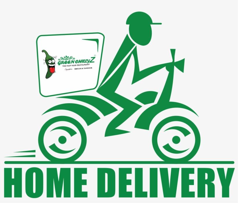 Home Delivery Logo Png Download.