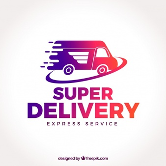 Delivery Vectors, Photos and PSD files.