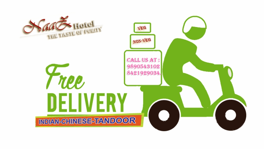 Free Home Delivery Logo Png.