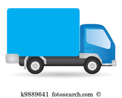 Delivery truck clipart » Clipart Station.