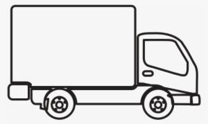 Delivery Truck PNG, Transparent Delivery Truck PNG Image.