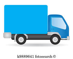 Delivery Truck Clipart Free Download Clip Art.