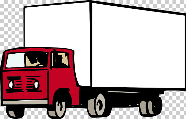 Car Delivery Refrigerator truck Food, truck PNG clipart.