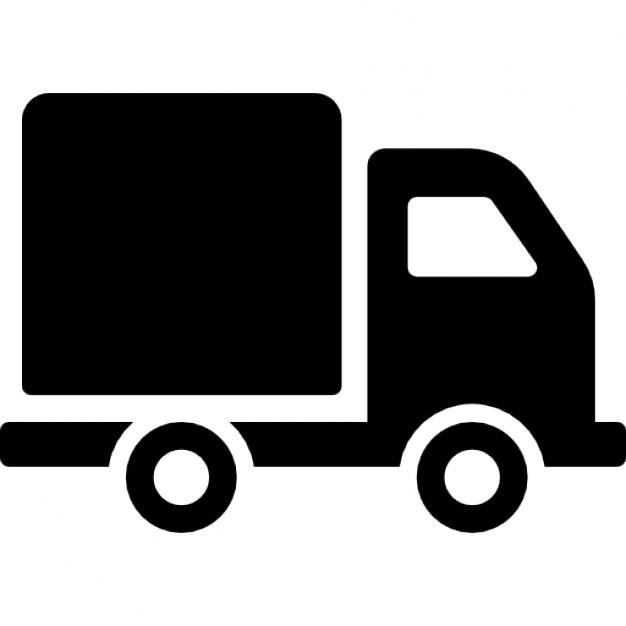 483 Delivery Truck free clipart.