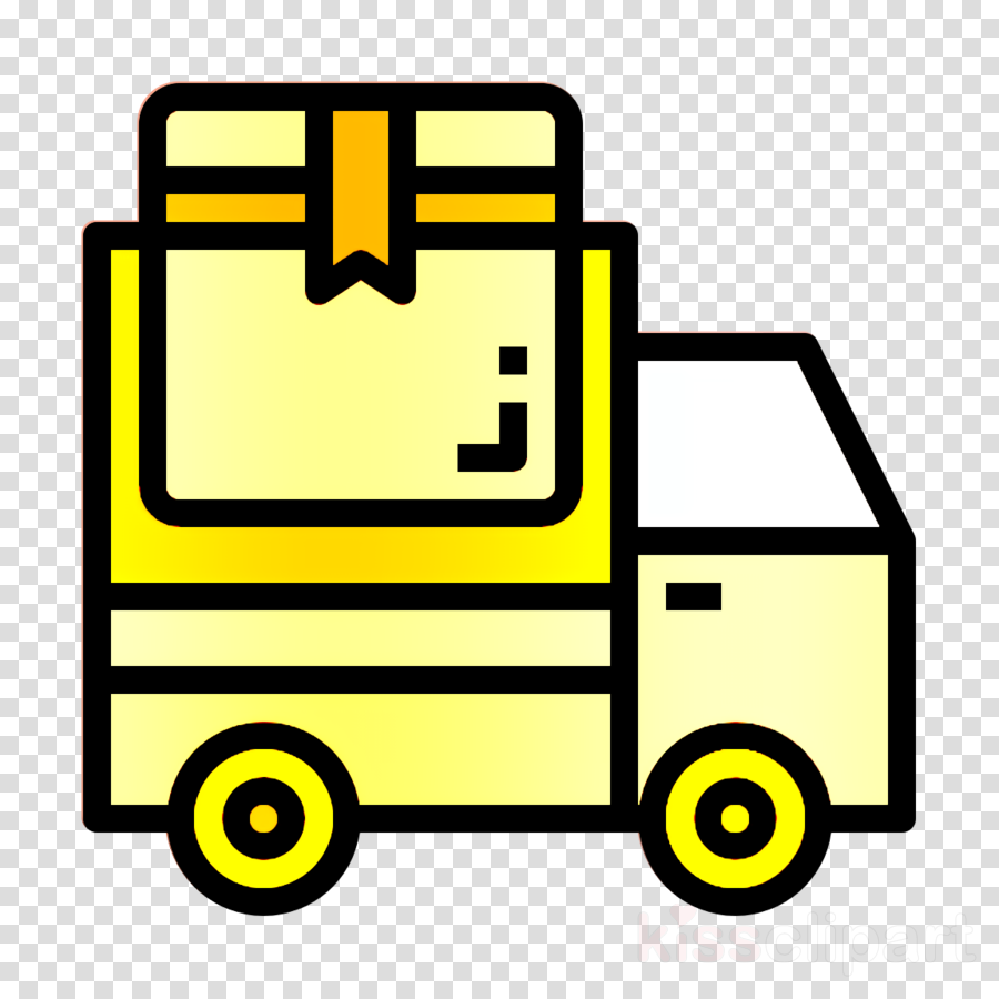Delivery truck icon Logistic icon Shipping and delivery icon.