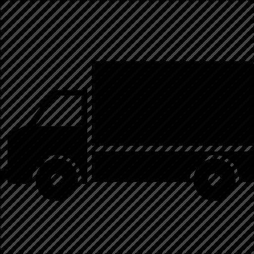 Van Delivery Computer Icons Car Truck.