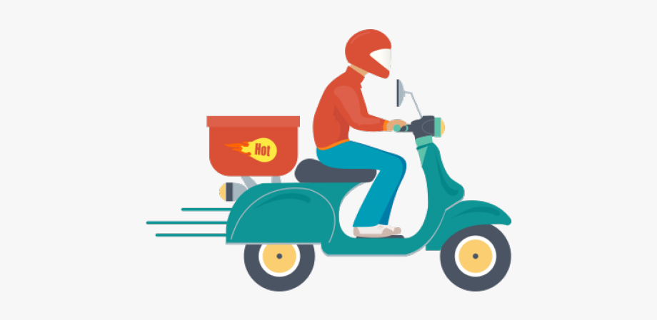 Free Home Delivery Vector Png, Cliparts & Cartoons.