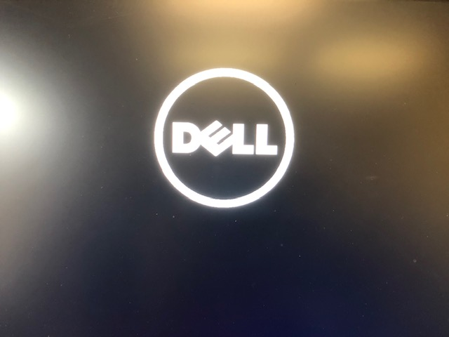 DELL XPS PC gets stuck in DELL Logo screen.