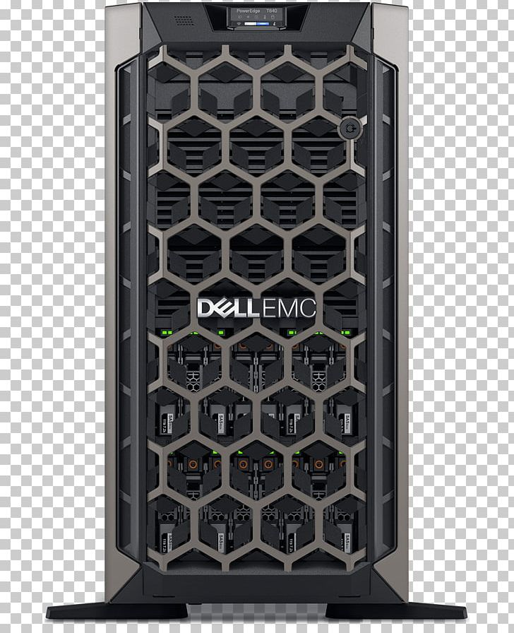 Dell PowerEdge Xeon Dell EMC PowerEdge T640 Computer Servers.